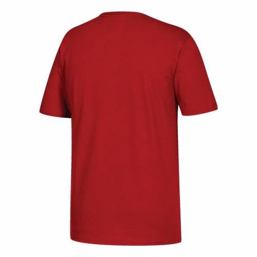 アディダス ADIDAS アトランタ Tシャツ 赤 レッド バッグ キャップ 帽子 メンズキャップ メンズ 【 Josef Martinez Atlanta United Fc Hat Trick T-shirt - Red 】 Red