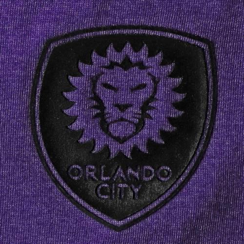 アディダス ADIDAS オーランド シティ 子供用 Tシャツ 紫 パープル キッズ ベビー マタニティ トップス ジュニア 【 Orlando City Sc Youth Finished T-shirt - Purple 】 Purple