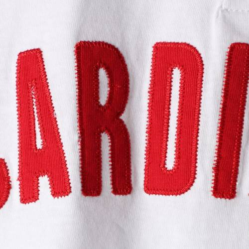 OUTERSTUFF カーディナルス 子供用 ゲーム ジャージ Tシャツ St. キッズ ベビー マタニティ トップス ジュニア 【 St. Louis Cardinals Youth Game Day Jersey T-shirt - White/red 】 White/red