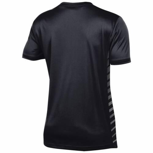 アンダーアーマー UNDER ARMOUR 子供用 パフォーマンス Tシャツ 黒 ブラック キッズ ベビー マタニティ トップス ジュニア 【 Northwestern Wildcats Youth Performance Novelty T-shirt - Black 】 Black
