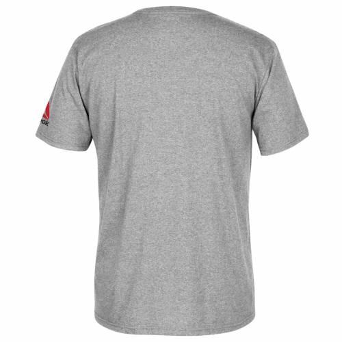 リーボック REEBOK Tシャツ ヘザー 【 HEATHER DONG HYUN KIM STENCIL TSHIRT GRAY 】 メンズファッション トップス カットソー 送料無料