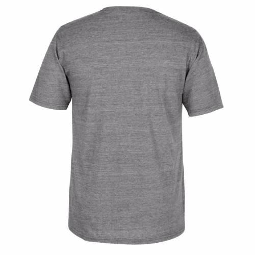 リーボック REEBOK リーボック Tシャツ 灰色 グレー グレイ 【 REEBOK GRAY RONDA ROUSEY UFC 207 STACKED TRIBLEND TSHIRT 】 メンズファッション トップス Tシャツ カットソー