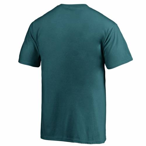 NFL PRO LINE BY FANATICS BRANDED フィラデルフィア イーグルス 子供用 Tシャツ 緑 グリーン キッズ ベビー マタニティ トップス ジュニア 【 Carson Wentz Philadelphia Eagles Youth Vamos T-shirt - Midnight Green