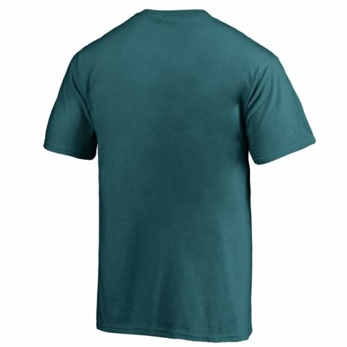 NFL PRO LINE BY FANATICS BRANDED フィラデルフィア イーグルス 子供用 Tシャツ 緑 グリーン キッズ ベビー マタニティ トップス ジュニア 【 Philadelphia Eagles Youth Arriba T-shirt - Midnight Green 】 Midnight