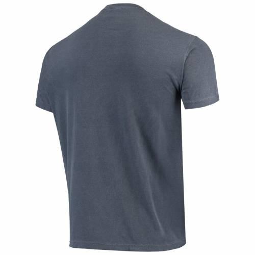 IMAGE ONE バージニア Tシャツ 【 WEST VIRGINIA MOUNTAINEERS COMFORT COLORS ARCH TSHIRT NAVY 】 メンズファッション トップス カットソー 送料無料