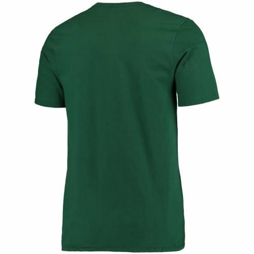 ナイキ NIKE Tシャツ 【 NDSU BISON SLOGAN TSHIRT GREEN 】 メンズファッション トップス カットソー 送料無料