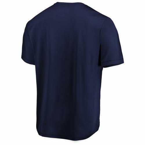 マジェスティック MAJESTIC マジェスティック ユタ ジャズ Tシャツ 紺 ネイビー 【 NAVY MAJESTIC UTAH JAZZ APPRECIATE THE JOURNEY SHOWTIME TSHIRT 】 メンズファッション トップス Tシャツ カットソー