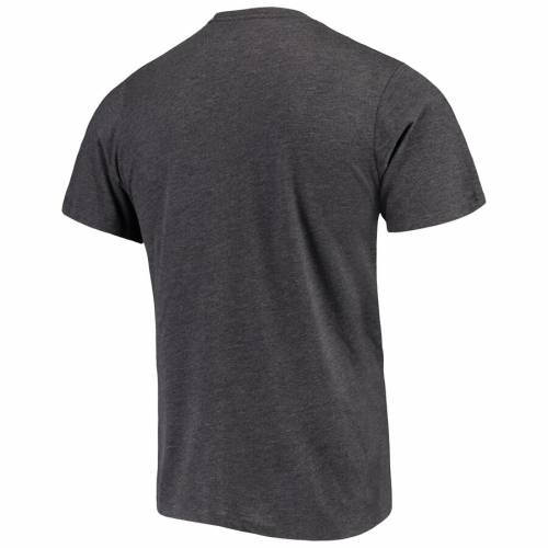 OUTERSTUFF チーム Tシャツ チャコール メンズファッション トップス カットソー メンズ 【 Team Usa Tonal Tri-blend T-shirt - Heathered Charcoal 】 Heathered Charcoal