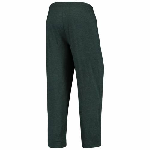 CONCEPTS SPORT ハワイ ウォリアーズ Tシャツ インナー 下着 ナイトウエア メンズ ナイト ルーム パジャマ 【 Hawaii Warriors Topic T-shirt And Pants Sleep Set - Green/charcoal 】 Green/charcoal