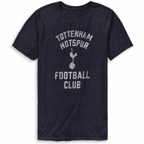 OUTERSTUFF 子供用 Tシャツ 紺 ネイビー キッズ ベビー マタニティ トップス ジュニア 【 Tottenham Hotspur Youth Believe Tri-blend T-shirt - Navy 】 Navy