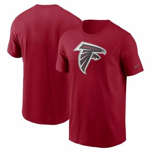 ナイキ NIKE アトランタ ファルコンズ ロゴ Tシャツ 灰色 グレー グレイ メンズファッション トップス カットソー メンズ 【 Atlanta Falcons Primary Logo T-shirt - Heathered Gray 】 Red