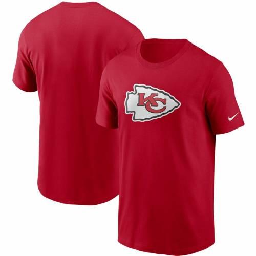 ナイキ NIKE カンザス シティ チーフス ロゴ Tシャツ 灰色 グレー グレイ メンズファッション トップス カットソー メンズ 【 Kansas City Chiefs Primary Logo T-shirt - Heathered Gray 】 Red