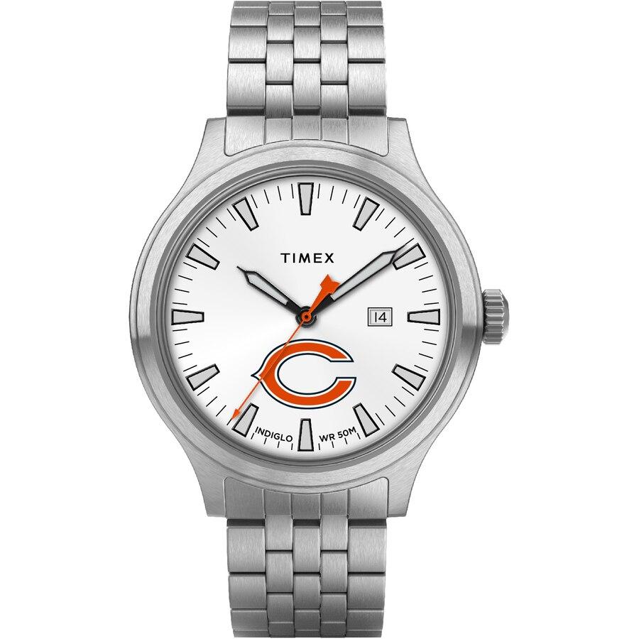TIMEX タイメックス シカゴ ベアーズ ウォッチ 時計 【 BEARS WATCH TIMEX CHICAGO TOP BRASS COLOR 】 腕時計 メンズ腕時計