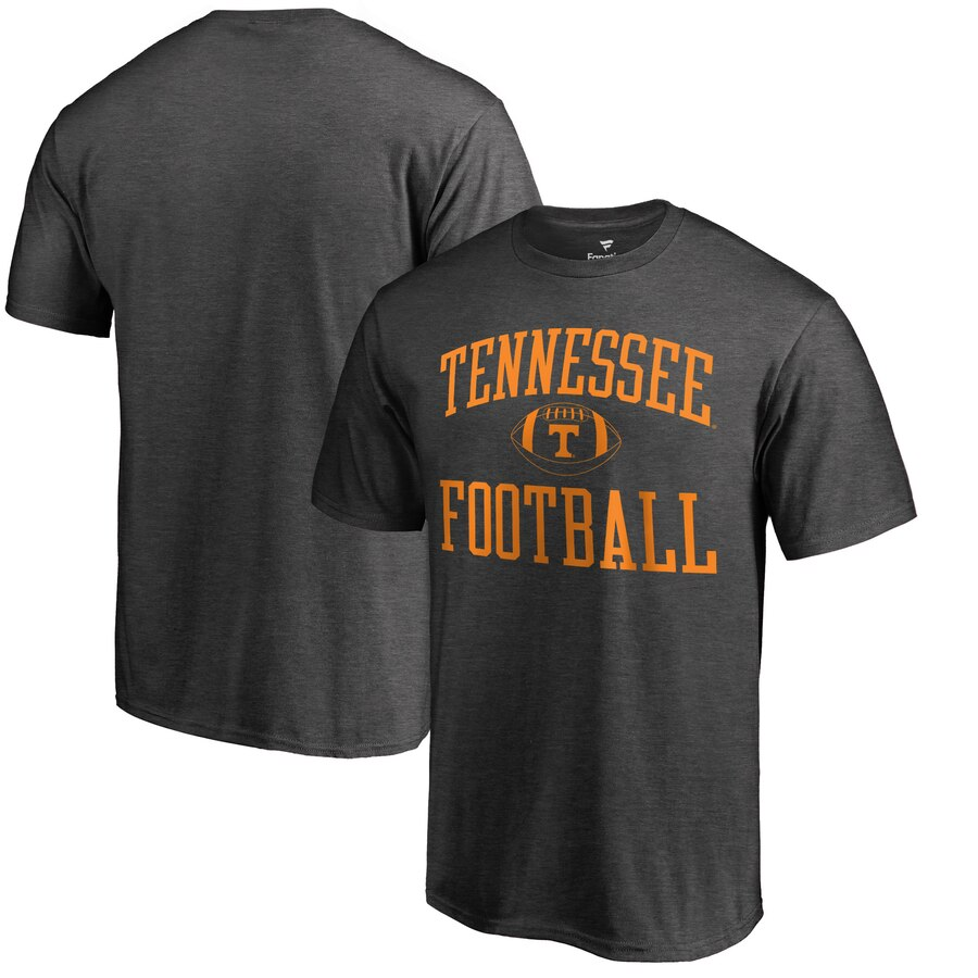 FANATICS BRANDED テネシー Tシャツ 【 TENNESSEE VOLUNTEERS FIRST SPRINT TSHIRT WHITE CHARCOAL 】 メンズファッション トップス カットソー 送料無料