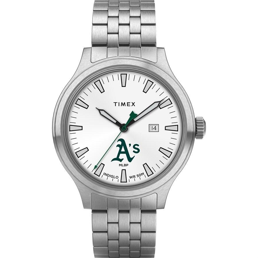 TIMEX タイメックス オークランド ウォッチ 時計 【 WATCH TIMEX OAKLAND ATHLETICS TOP BRASS COLOR 】 腕時計 メンズ腕時計