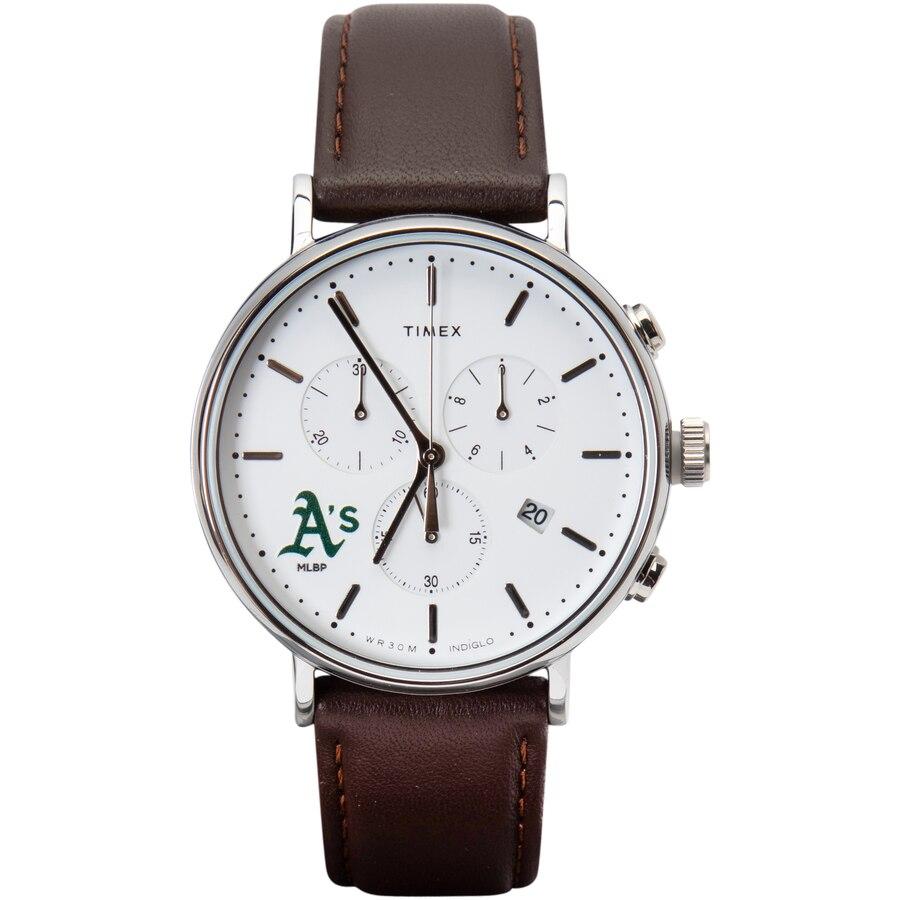 TIMEX タイメックス オークランド ジェネラル ウォッチ 時計 【 WATCH TIMEX OAKLAND ATHLETICS GENERAL MANAGER COLOR 】 腕時計 メンズ腕時計