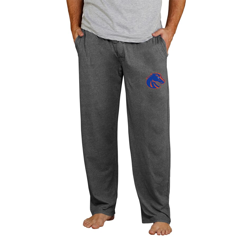 CONCEPTS SPORT スケートボード ブロンコス ニット チャコール 【 STATE CONCEPTS SPORT BOISE BRONCOS QUEST KNIT PANTS CHARCOAL 】 インナー 下着 ナイトウエア メンズ ナイト ルーム パジャマ
