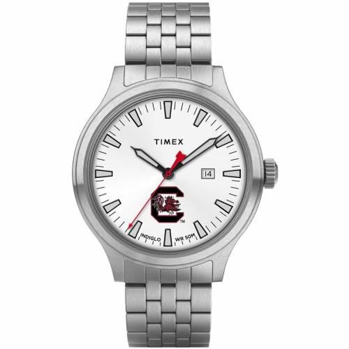 TIMEX タイメックス カロライナ ウォッチ 時計 【 WATCH TIMEX SOUTH CAROLINA GAMECOCKS TOP BRASS COLOR 】 腕時計 メンズ腕時計