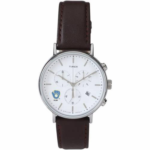 TIMEX タイメックス ミルウォーキー ブルワーズ ジェネラル ウォッチ 時計 【 WATCH TIMEX MILWAUKEE BREWERS GENERAL MANAGER COLOR 】 腕時計 メンズ腕時計