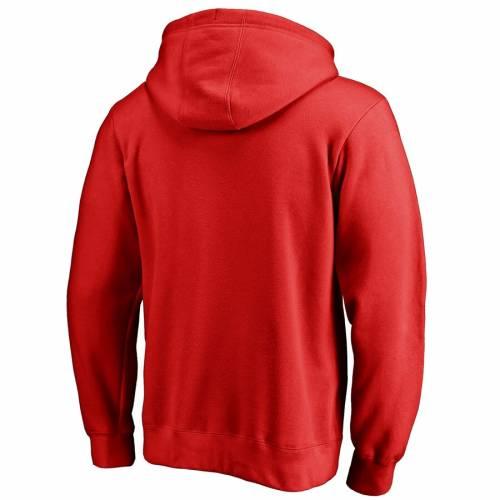 <title>ファッションブランド カジュアル ファッション ジャケット パーカー ベスト FANATICS BRANDED NEBRASKA CORNHUSKERS IN BOUNDS PULLOVER HOODIE 蔵 SCARLET メンズファッション トップス</title>