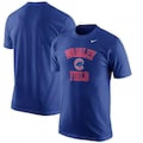 ナイキ NIKE シカゴ カブス フィールド Tシャツ 青 ブルー 【 FIELD BLUE NIKE CHICAGO CUBS WRIGLEY PHRASE TSHIRT ROYAL 】 メンズファッション トップス Tシャツ カットソー