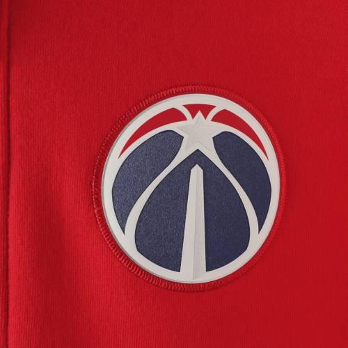 ナイキ NIKE ワシントン ウィザーズ 子供用 チーム ロゴ パフォーマンス ラグラン 赤 レッド キッズ ベビー マタニティ トップス ジュニア 【 Washington Wizards Youth Team Logo Showtime Performance Rag