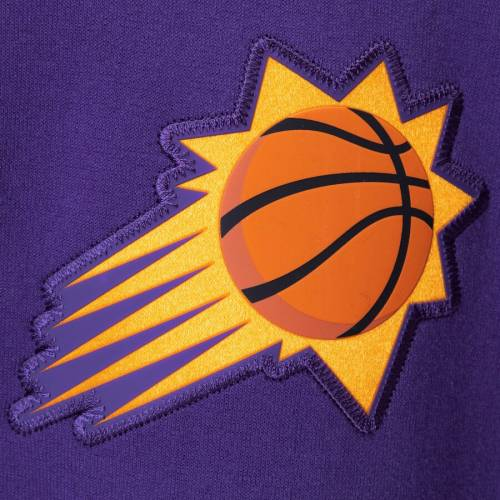 ナイキ NIKE フェニックス サンズ 子供用 チーム ロゴ ラグラン パフォーマンス 紫 パープル キッズ ベビー マタニティ トップス ジュニア 【 Phoenix Suns Youth Team Logo Showtime Raglan Performance Fu