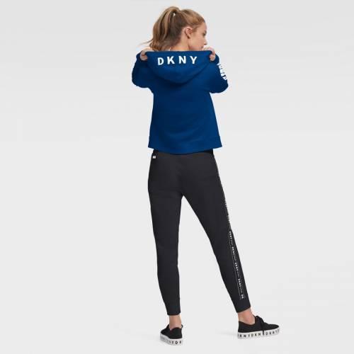 スポーツブランド カジュアル テレビで話題 ファッション ジャケット パーカー ベスト ダナキャランニューヨーク スポーツ DKNY SPORT インディアナポリス レ クロップ レディース フルジップ FULLジップフーディー ZOEY コルツ ROYAL WOMEN'S フーディー 日本未発売 CROP