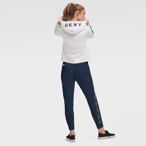 定価 スポーツブランド カジュアル ファッション ジャケット パーカー ベスト ダナキャランニューヨーク 評価 スポーツ DKNY SPORT ヒューストン アストロズ HOODIE ト フーディー レディース レディースファッション WHITE 白色 THE WOMEN'S ZOEY ホワイト