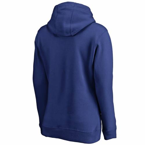 FANATICS BRANDED ドジャース レディース クーパーズタウン コレクション WOMEN'S 【 FANATICS BRANDED LOS ANGELES DODGERS COOPERSTOWN COLLECTION FORBES PULLOVER HOODIE ROYAL 】 レディースファッション トップス パ