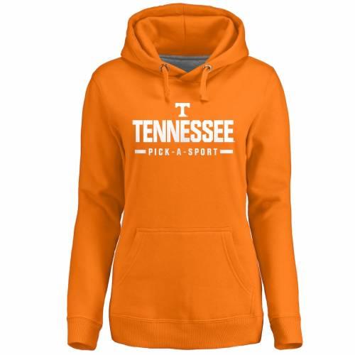 FANATICS BRANDED テネシー レディース 橙 オレンジCUSTOMIZED ITEMWOMEN'SORANGE FANATICS BRANDED TENNESSEE VOLUNTEERS CUSTOM SPORT PULLOVER HOODIEレディースファッション トップス パーカーfYgIb76yv