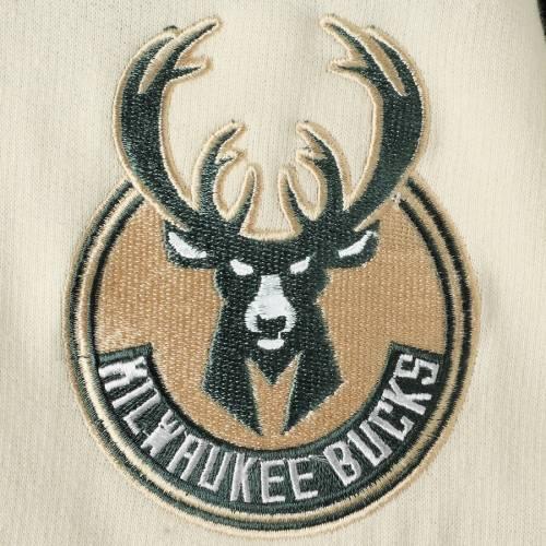 PROFILE ミルウォーキー バックス マジェスティック ロゴ メンズファッション トップス パーカー メンズ 【 Milwaukee Bucks Majestic Color Block Wordmark Logo Big And Tall Full-zip Hoodie - Green/black 】 Green/bl
