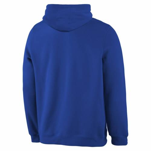 FANATICS BRANDED 海賊団 メンズファッション トップス パーカー メンズ 【 Seton Hall Pirates Basic Arch Expansion Hoodie - Royal 】 Royal