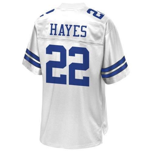 NFL PRO LINE ダラス カウボーイズ チーム ジャージ 白 ホワイト スポーツ アウトドア アメリカンフットボール メンズ 【 Bob Hayes Dallas Cowboys Retired Team Player Jersey - White 】 White