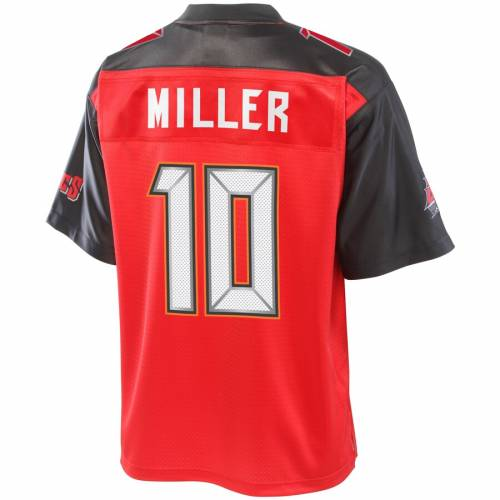 NFL PRO LINE バッカニアーズ チーム ジャージ 赤 レッド スポーツ アウトドア アメリカンフットボール メンズ 【 Scotty Miller Tampa Bay Buccaneers Big And Tall Team Player Jersey - Red 】 Red
