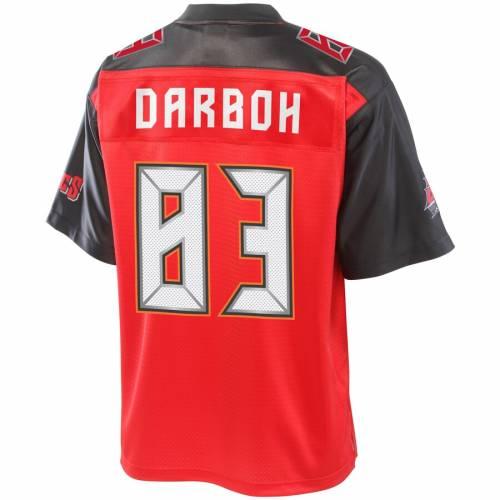NFL PRO LINE バッカニアーズ チーム ジャージ 赤 レッド スポーツ アウトドア アメリカンフットボール メンズ 【 Amara Darboh Tampa Bay Buccaneers Big And Tall Team Player Jersey - Red 】 Red