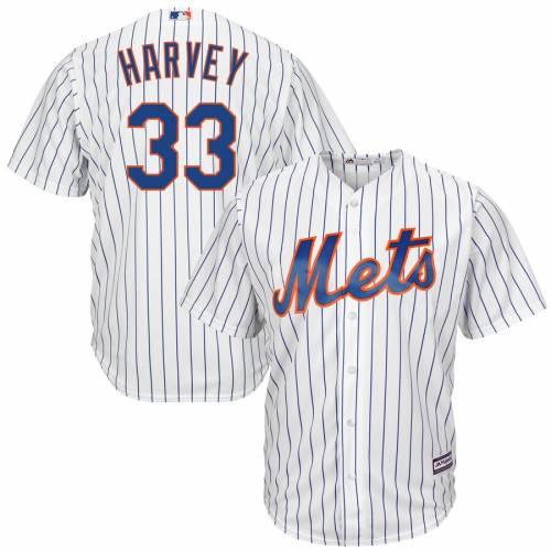 マジェスティック MAJESTIC メッツ クール ジャージ 白 ホワイト スポーツ アウトドア 野球 ソフトボール レプリカユニフォーム メンズ 【 Matt Harvey New York Mets Cool Base Player Jersey - White 】 Wh