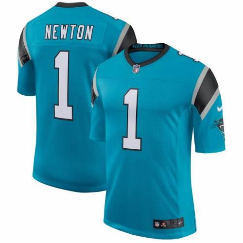 ナイキ NIKE カロライナ パンサーズ クラシック ジャージ 黒 ブラック スポーツ アウトドア アメリカンフットボール メンズ 【 Cam Newton Carolina Panthers Classic Limited Player Jersey - Black 】 Blue