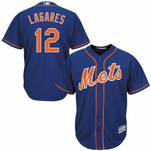 マジェスティック MAJESTIC メッツ クール ジャージ スポーツ アウトドア 野球 ソフトボール レプリカユニフォーム メンズ 【 Juan Lagares New York Mets Cool Base Player Jersey - Royal 】 Royal