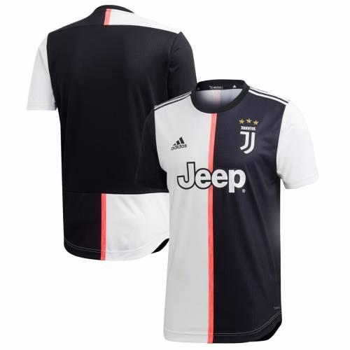 アディダス ADIDAS オーセンティック ジャージ 黒 ブラック スポーツ アウトドア サッカー フットサル メンズ レプリカユニフォーム 【 Juventus 2019/20 Home Authentic Jersey - Black 】 Black