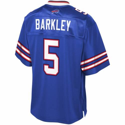 NFL PRO LINE バークリー バッファロー ビルズ ジャージ スポーツ アウトドア アメリカンフットボール メンズ 【 Matt Barkley Buffalo Bills Player Jersey - Royal 】 Royal