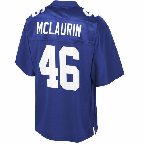 NFL PRO LINE ジャイアンツ ジャージ スポーツ アウトドア アメリカンフットボール メンズ 【 Mark Mclaurin New York Giants Player Jersey - Royal 】 Royal