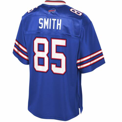 NFL PRO LINE バッファロー ビルズ チーム ジャージ スポーツ アウトドア アメリカンフットボール メンズ 【 Lee Smith Buffalo Bills Team Player Jersey - Royal 】 Royal