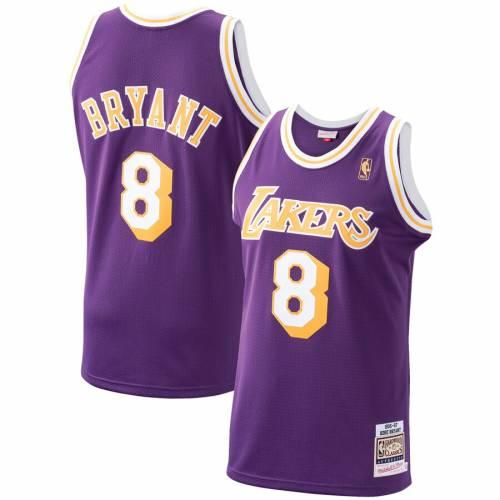 スポーツブランド バスケットボール タンクトップ ミッチェル ネス MITCHELL NESS コービー 在庫一掃売り切りセール ブライアント 与え レイカーズ オーセンティック ジャージ 紫 パープル 199697 PLAY ANGELES PURPLE LOS AUTHENTIC CLASSICS HARDWOOD LAKERS BRYANT KOBE