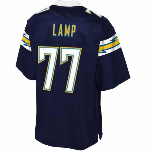 NFL PRO LINE チャージャーズ ジャージ 紺 ネイビー スポーツ アウトドア アメリカンフットボール メンズ 【 Forrest Lamp Los Angeles Chargers Jersey - Navy 】 Navy