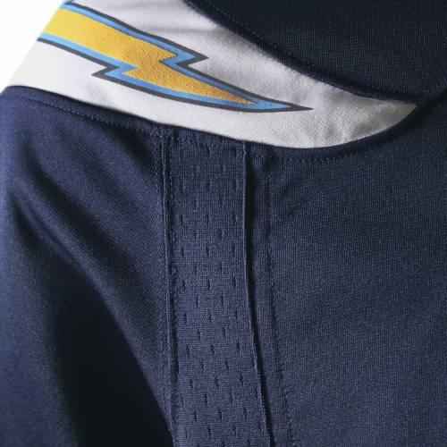 ナイキ NIKE チャージャーズ ゲーム ジャージ 紺 ネイビー スポーツ アウトドア アメリカンフットボール メンズ 【 Mike Williams Los Angeles Chargers Game Jersey - Navy 】 Navy