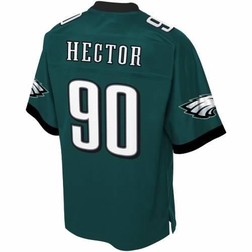 NFL PRO LINE フィラデルフィア イーグルス ジャージ 緑 グリーン スポーツ アウトドア アメリカンフットボール メンズ 【 Bruce Hector Philadelphia Eagles Player Jersey - Midnight Green 】 Midnight Green
