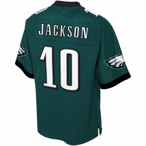 NFL PRO LINE フィラデルフィア イーグルス ジャージ 緑 グリーン スポーツ アウトドア アメリカンフットボール メンズ 【 Desean Jackson Philadelphia Eagles Player Jersey - Midnight Green 】 Midnight Green