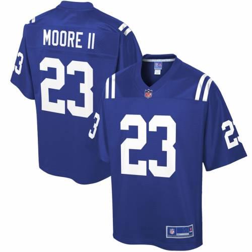 NFL PRO LINE インディアナポリス コルツ ジャージ スポーツ アウトドア アメリカンフットボール メンズ 【 Kenny Moore Indianapolis Colts Player Jersey - Royal 】 Royal