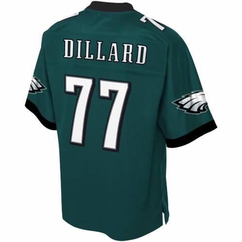 NFL PRO LINE フィラデルフィア イーグルス ジャージ 緑 グリーン スポーツ アウトドア アメリカンフットボール メンズ 【 Andre Dillard Philadelphia Eagles Player Jersey - Midnight Green 】 Midnight Green